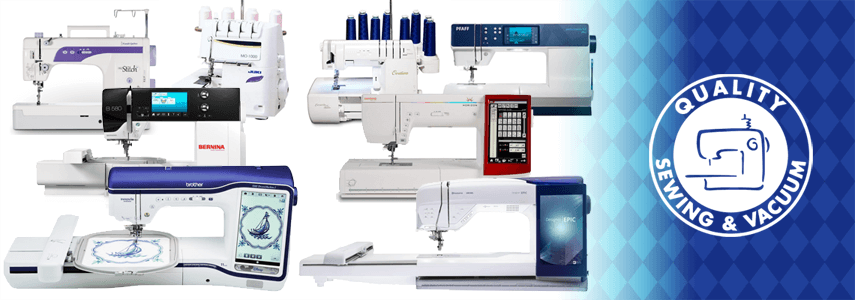 Wonderful Selection of Machines and Accessories
