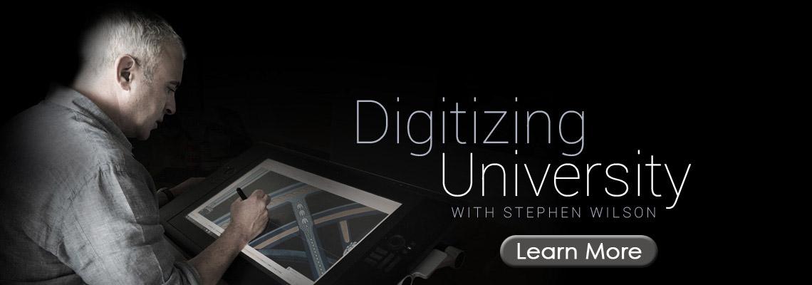 Digitizing University