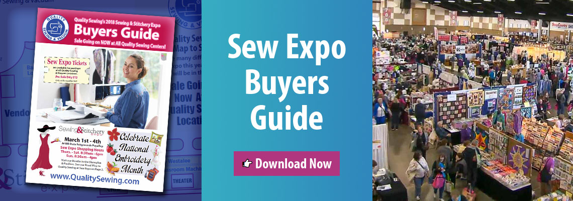 Sew Expo Buyers Guide