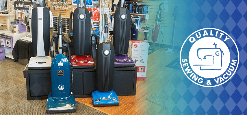 Guaranteed Lowest Prices on All Vacuum Cleaners