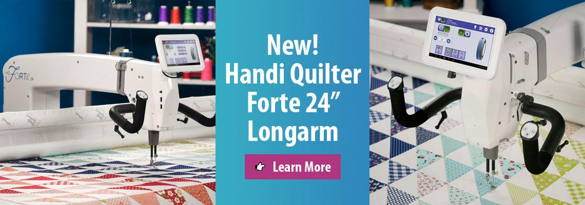 Handi Quilter Forte
